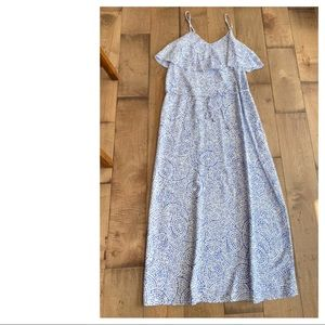 Motherhood Maternity Maxi Dress Sleeveless Long M